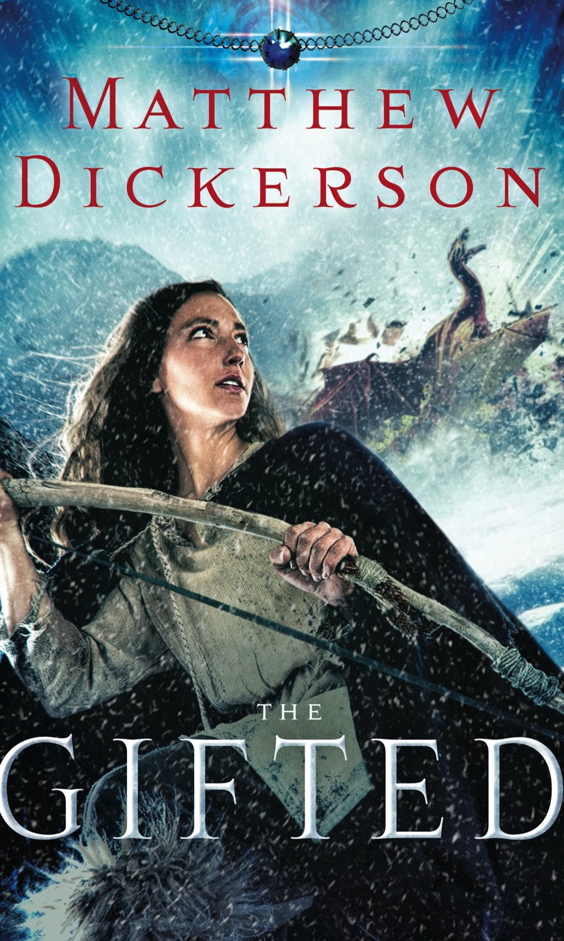 'The Gifted' book cover