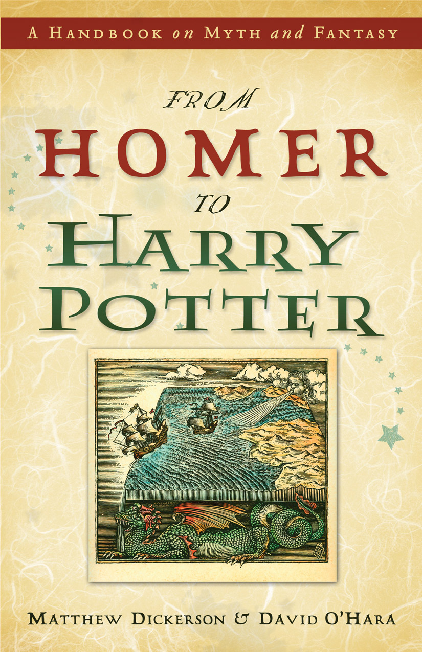 'From Homer to Harry Potter' book cover