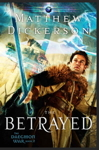 'The Betrayed' book cover